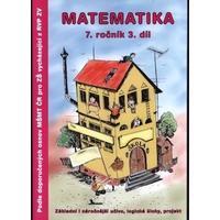 Matematika (7.ročník 3.díl) - dle doporučených osnov MŠMT pro ZŠ z RVP