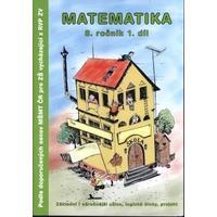 Matematika (8.ročník 1.díl) - dle doporučených osnov MŠMT pro ZŠ z RVP