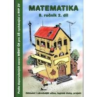 Matematika (8.ročník 2.díl) - dle doporučených osnov MŠMT pro ZŠ z RVP