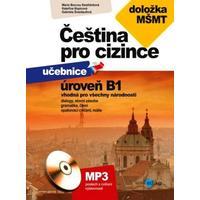 Čeština pro cizince B1 - učebnice + cvičebnice