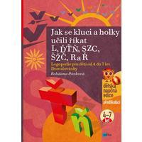 Jak se kluci a holky učili říkat L,ĎŤŇ, CSZ,ČŠŽ, R a Ř  (děti  4-7 let)