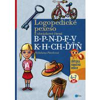 Logopedické pexeso B-P-N-D-F-V-K-H-CH-ĎŤŇ  (děti 4-7 let)