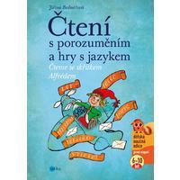 Čtení s porozuměním a hry s jazykem (Čteme se skřítkem Alfrédem)
