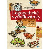 Logopedické vymalovánky  (logopedická cvičení pro děti 4-7let)