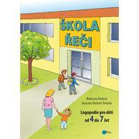 Škola řeči - Logopedie pro děti od 4 do 7 let
