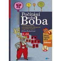 Počítání soba Boba - 3.díl (5-7 let)