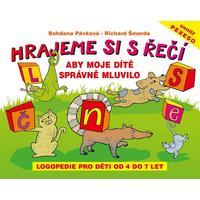 Hrajeme si s řečí (logopedie pro děti 4-7 let)