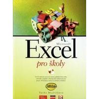 Microsoft Excel pro školy - cvičebnice + CD
