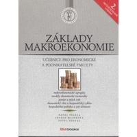 Základy makroekonomie - učebnice pro ekonomické a podnikatelské fakulty