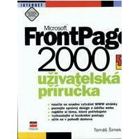 Microsoft Office FrontPage 2000 - uživatelská příručka