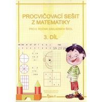 Matematika pro 5.ročník ZŠ - 3.díl procvičovací sešit