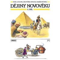 Dějiny novověku - 1.díl učebnice pro ZŠ
