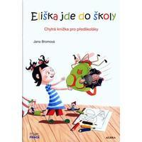 Eliška jde do školy