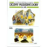 Dějiny moderní doby - 2.díl učebnice pro ZŠ