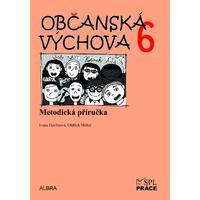 Občanská výchova 6.ročník ZŠ - metodická příručka  NOVĚ