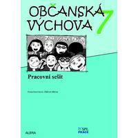 Občanská výchova 7.ročník ZŠ - pracovní sešit NOVĚ
