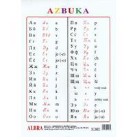 Azbuka - plakát 475x630 mm