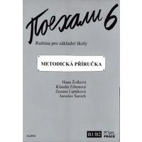 Pojechali 6 - metodická příručka ruštiny pro ZŠ