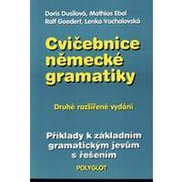 Cvičebnice německé gramatiky   /starší vydání/