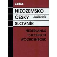 Nizozemsko - český slovník  DOPRODEJ