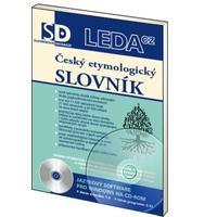 Český etymologický slovník - elektronická verze pro PC