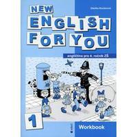 New English for you 1 - Workbook (4.ročník ZŠ)