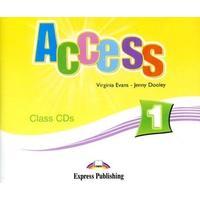 Access 1 - class audio CDs (3ks)