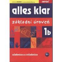 Alles Klar 1b (základní úroveň A1) - učebnice a cvičebnice pro 2.stupeň ZŠ