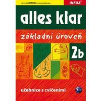 Alles Klar 2b (základní úroveň A2) - učebnice a cvičebnice pro 2.stupeň ZŠ