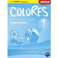 Colores 1 - pracovní sešit (španělština)