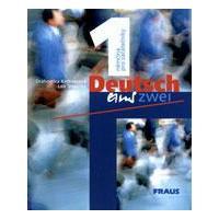 Deutsch eins, zwei 1 - učebnice němčiny pro začátečníky