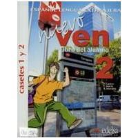 Ven nuevo 2 - kazeta k učebnici (2ks)  DOPRODEJ