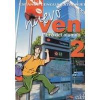 Ven nuevo 2 - učebnice bez CD / DOPRODEJ