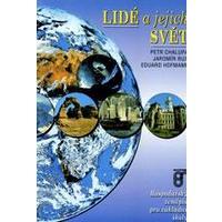 Lidé a jejich svět - hospodářský zeměpis pro ZŠ