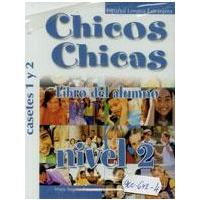Chicos Chicas 2 - kazeta   španělština  DOPRODEJ