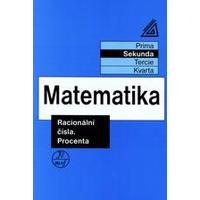 Racionální čísla. Procenta - matematika pro nižší ročníky VG  (Sekunda)