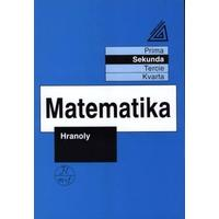 Hranoly - Matematika pro nižší ročníky VG  (Sekunda)