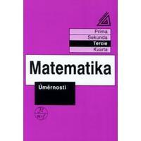 Úměrnosti - Matematika pro nižší ročníky VG  (Tercie)