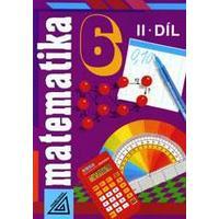 Matematika pro 6. ročník - 2.díl (Šarounová)