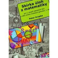 Sbírka úloh z matematiky pro 2.stupeň ZŠ a gymnázia - 1.díl