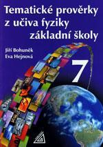 Tematické prověrky z učiva fyziky pro 7. ročník základní školy