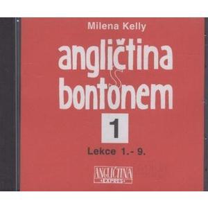 Angličtina s bontonem - CD (1+2)