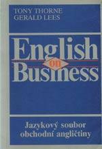 English on Business - jazykový rozbor obchodní angličtiny  DOPRODEJ