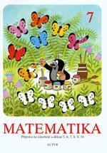 Matematika 7 - pro 2. ročník ZŠ (násobení a dělení 5,6,7,8,9,10)