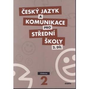 Český jazyk a komunikace pro SŠ - 2.díl učebnice