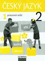 Český jazyk pro 2.ročník ZŠ - 1.díl pracovní sešit