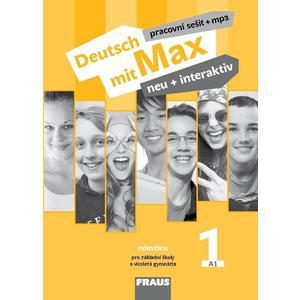 Deutsch mit Max NEU A1/1.díl + interaktiv  - pracovní sešit