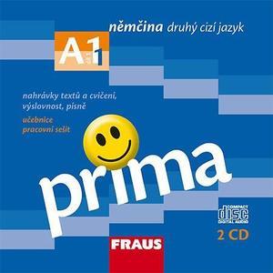 Prima A1/1 - 1.díl CD (2ks) k učebnici
