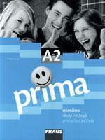 Prima A2/1 - 3.díl příručka učitele