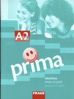 Prima A2/2 - 4.díl pracovní sešit